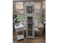 Stunning corner grandfather clock