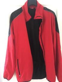 Cycling jacket and shorts