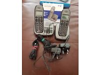 BT Freelance XD8500 Twin (never used, only ever set up)