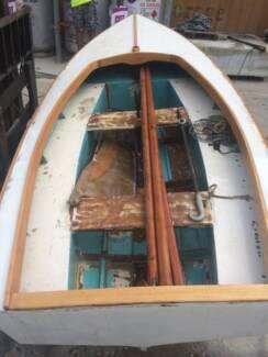 Heron Sail Boat