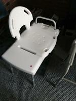 FOR SALE : Medical shower bath chair