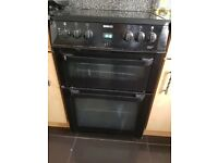 Freestanding 60cm Double Oven Electric Cooker