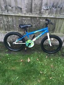 VINTAGE MONGOOSE BMX BIKE, ALL ORIGINAL PARTS, FULLY WORKING