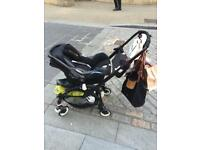 Maxi Cosi Car Seat with Winter Footmuff for Sale