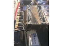 Broken accordian