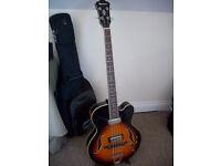 Ibanez Artcore AFB200 Semi Hollow Bass Guitar