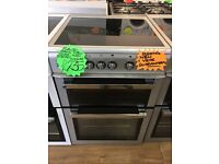 FLAVEL 60CM BRAND NEW CEROMIC TOP ELECTRIC COOKER