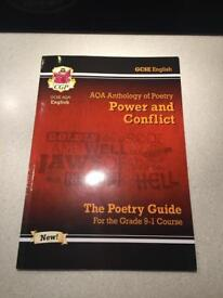 GCSE English Literature Poetry Revision Guide