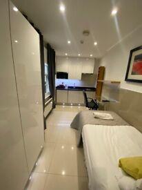 Studio apartment in Marylebone