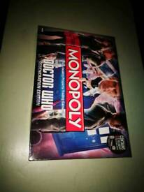 Doctor Who Monopoly: Regeneration Edition