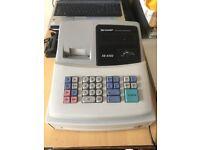 Sharp XE-a102 Cashier Till Register