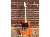 Brand New Left Handed Squier by Fender Telecaster