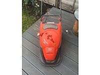 Free lawn mower- not working, but just needs some tlc!
