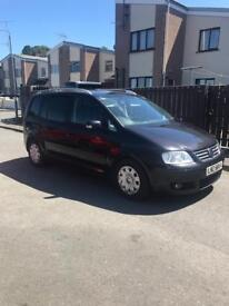 Vw touran 2005 for sale 7seater
