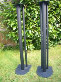 Speaker Stands collect Sheringham £12