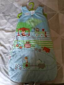 Baby sleeping bag 6-12 months