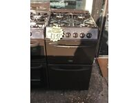 PARKINGSON 50CM ALL GAS COOKER IN BROWN