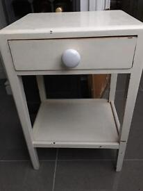 One unit with drawer