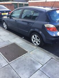 VAUXHALL ASTRA SXI 1.6; SMOOTH RUNNER, CHEAP TO TAX AND INSURE