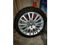 Audi Alloy Wheel