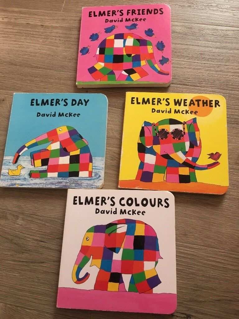 Elmer Books In Woking Surrey Gumtree Friends