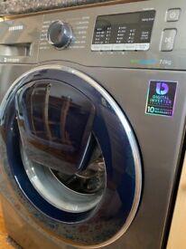 Samsung washing machine 1400 spin