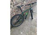 Klein Fervo mountain bike