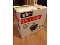 BARGAIN. Weber Smokey Joe Original IN BOX