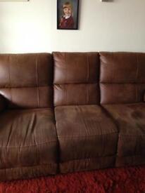 3 seater sofa .