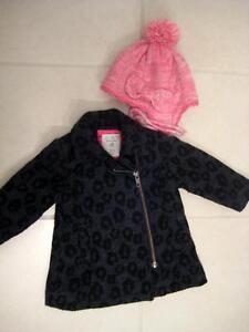 Manteau et tuque