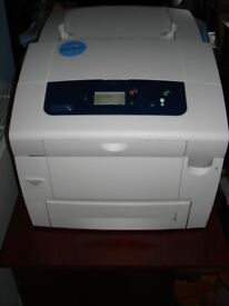 Xerox ColorCube 8580DN Printer - Only 696 Pages Printed