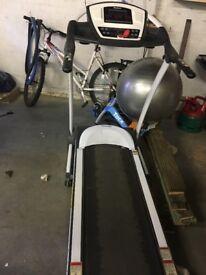 Motorised Reebok z8 treadmill for sale