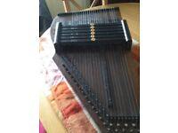 Accord-Zither or Auto Harp