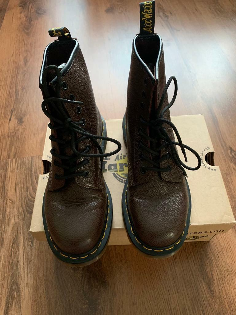 Dr Marten leather boots | in Southampton, Hampshire | Gumtree