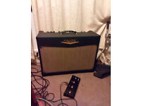 Crate 200 watt stereo amplifier for sale in excellent condition