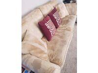 Beautiful Duresta three seat sofa RRP £3500 new