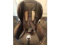 Maxi Cosi car seat - accident free