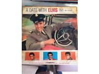 10 x Various Elvis LPs