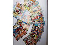 Collection of 46 BEANO comics (2004-2009)