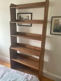 Solid Book case/shelving