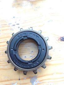 14T ACS BMX freewheel