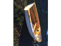 Rowing/ fishing boat made from Fibreglass
