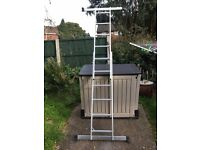 LYTE EXTENSION LADDER 2.75m
