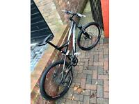 Specialized xc full suspension mountain bike