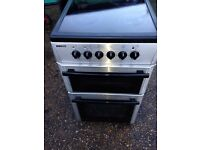 £89.99 Beko sls black ceramic electric cooker+50cm+3 months warranty for £89.99