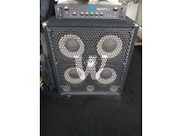 PROFET5.2 500W head 4 x 11 800W cab with HF horn Leads supplied