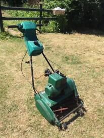 Suffolk punch 35 self propelled mower