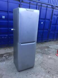 Tall Hotpoint fridge freezer