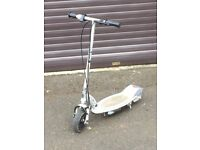 Razor E100 Seated Electric Scooter - Grey **christmas bargain**
