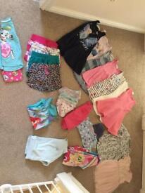 Girls bundle Age 3-4 20 items inc next, H&M & Nutmeg